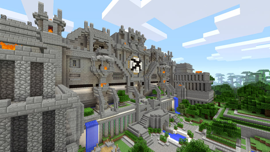 Minecraft Is Simply A Piece Of Art